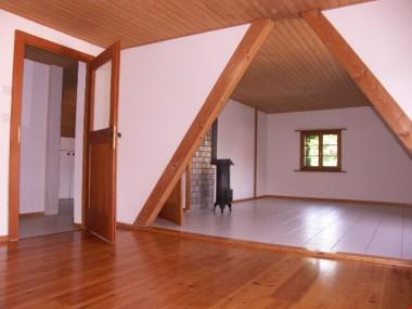 Rustikale 3 1/2 Zimmer (98 m2) Dachwohnung