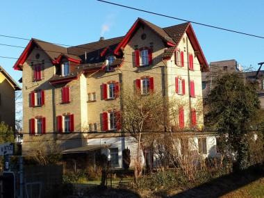 Schön sanierte Altbauwohnung 1 km vom HB Winterthur