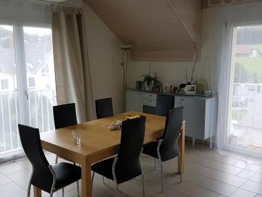 Schöne 4.5 Zimmer Wohnung im Grünen