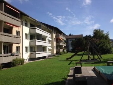 Schöne 4.5-Zimmerwohnung an idyllischer Lage in Schliern