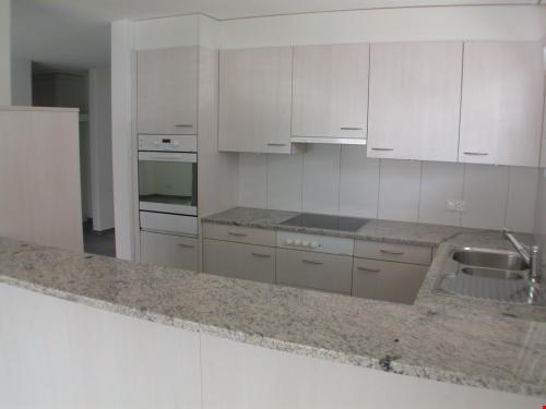 Küche hell und modern