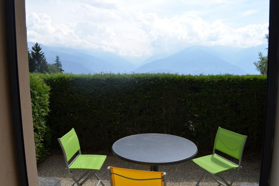 studio 20 m2 avec terrasse 12 m2 crans montana immoscout24. Black Bedroom Furniture Sets. Home Design Ideas