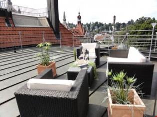 Tolle Sicht zur Altstadt? 1 möbl. WG Zimmer in Dachwohnung verfügbar