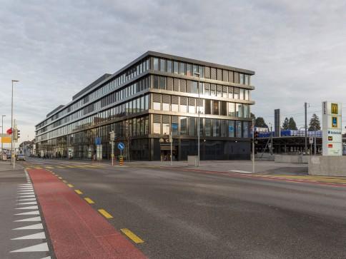Top Business-Standort - Perron 1!
