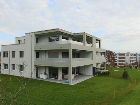 Traum-Wohnung am Hofberg
