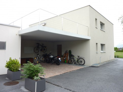 Villa individuelle neuve – Minergie