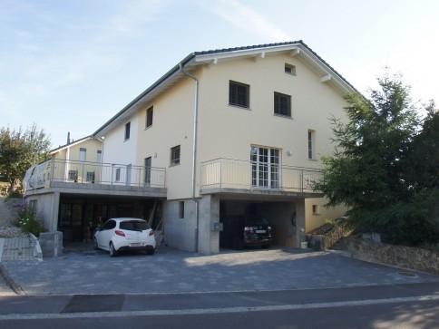 Villa jumelée neuve 5.5 pces d'env. 140 m2