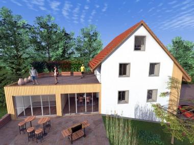 Vorprojekt mit Bauland erschlossen