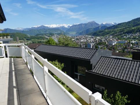 Wohnen mit Panoramablick am Sonnenberg