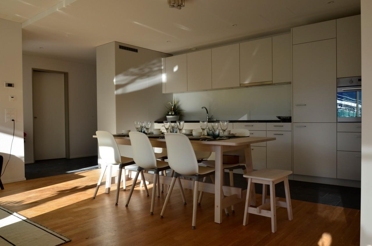 Wohnüberbauung Lorymatte 3110 Münsingen Neubau