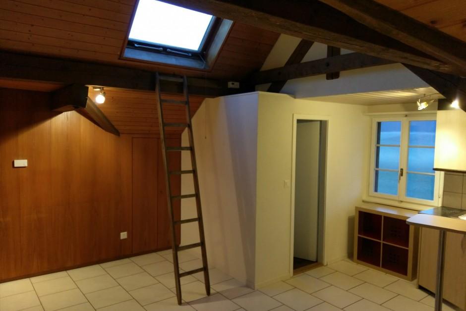 Wohnung im bucheggberg 3 zimmer dach wohnung immoscout24 for 3 zimmer wohnung