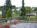 Wohnung im grünen mit Weitsicht
