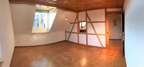 Heimeliges Wohnzimmer