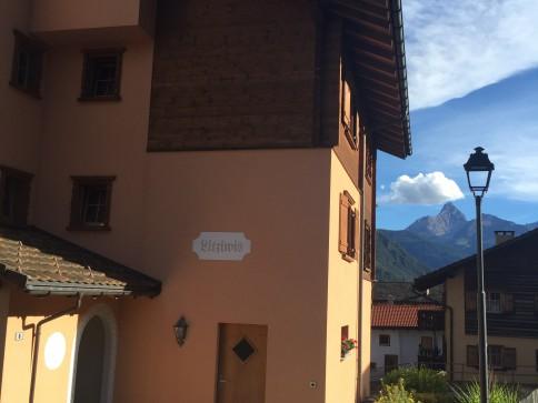 Wunderschöne Wohnung mit Alpenpanorama in Davos-Wiesen