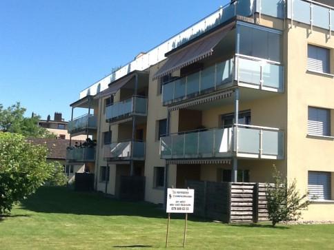 Zu vermieten 5 1/2 Zimmerwohnung centrale Lage