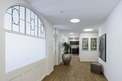 Eingangsbereich / Küche
