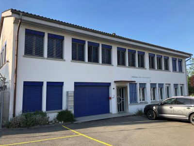 Fassade Suhrhardweg 14