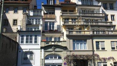 Rue des Alpes 18, Fribourg