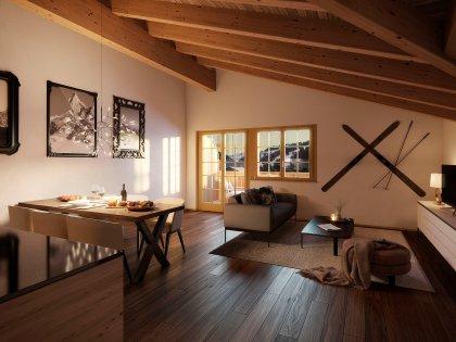 Wohnen | Essen - Dachgeschosswohnung