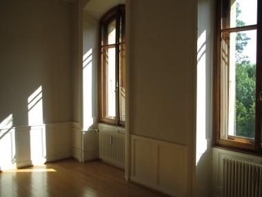 Dans une belle demeure du 18ème siècle