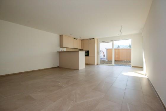 Wohn-/Essbereich und Küche, EG + 1. OG