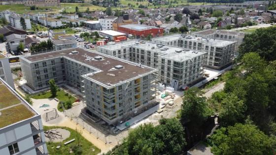 RHYVAGE: Haus E2 - Baslerstrasse 48-52 in Rheinfelden