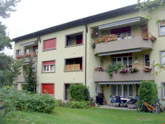 Aussenansicht / Balkone