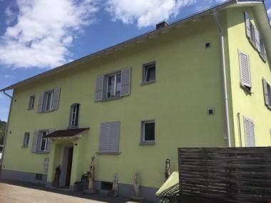 Frisch sanierte 3-Zimmer-Wohnung mit Mansarde