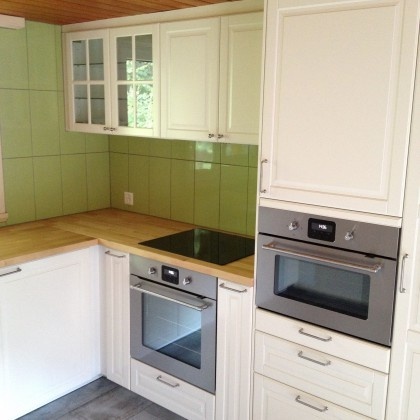 Die neue Landhaus Küche