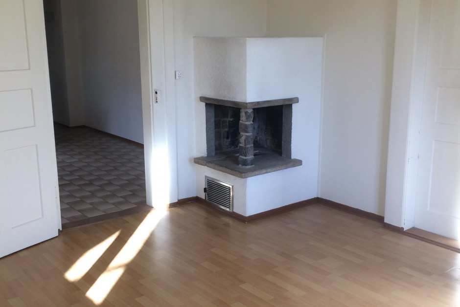 gemütliche 4 Zimmer Parterre-Wohnung mit Garten zu ...