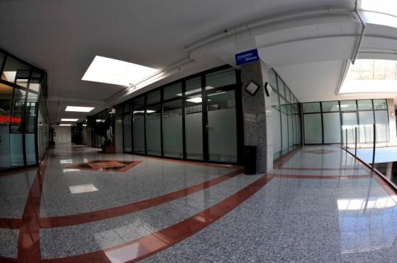 Eingangsbereich Büros Ost