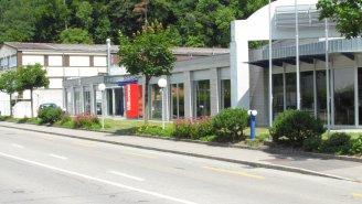 Ansicht von der Hauptstrasse