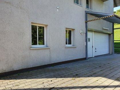 Eingangsbereich Garage/Nebeneingang