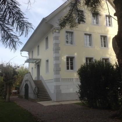 3 - Zi - Wohnung in schöner Villa