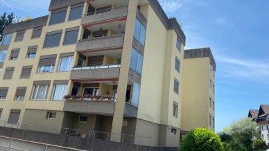 Liegenschaft Beckenburgstrasse 10, 8212 Neuhausen