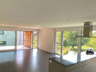 Grosszügige 4½-Zimmer-Wohnung mit Balkon