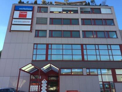 Bürogebäude am Moosweg 40 in Gwatt