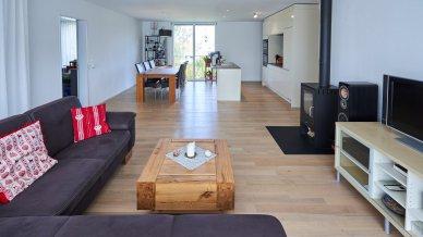 47 m2 Wohlfühloase mit Schwedenofen
