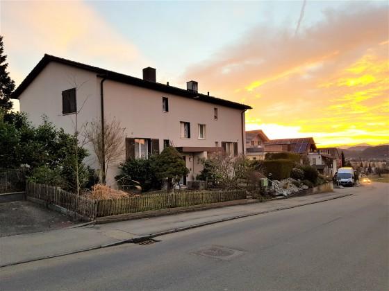 Doppeleinfamilienhaus (Hausteil links 18A)