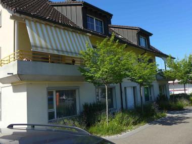 Helle, grosse Wohnung in kleinerem Mehrfamilienhaus in Roggwil