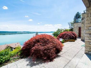 Holen Sie sich den Urlaub nach Hause - LUXUSOBJEKT - Villa am See