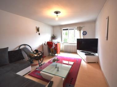2 1/2-Zimmer-Dachwohnung mit zusätzlich ausgebautem Estrichzimmer