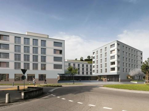 2.5-Zimmer-Wohnung im Dreiklang - Zuhause in Worb