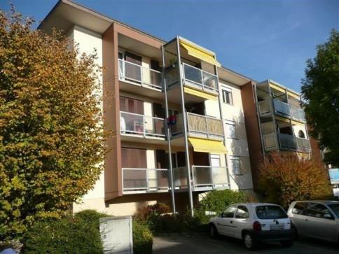 2.5-Zimmerwohnung 2. OG, Weissensteinstrasse 2, Grenchen