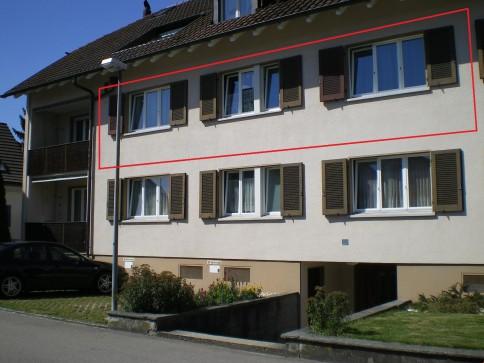 2-Zimmer Wohnung in Möhlin