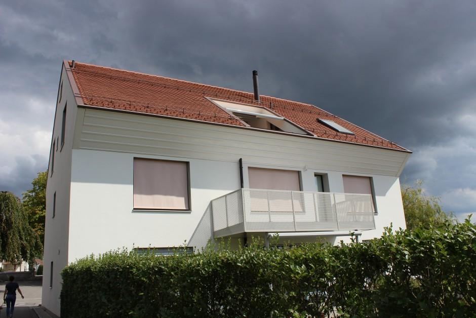 3 5 zimmer eigentumswohnung 118 m2 mit terrasse 1 og immoscout24. Black Bedroom Furniture Sets. Home Design Ideas