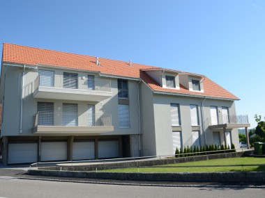 3.5 Zimmer-Erdgeschosswohnung in Oberbüren