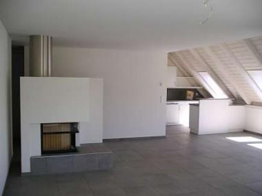 3.5-Zimmer-Halbdachwohnung in ruhigem, verkehrsfreiem Wohnpark