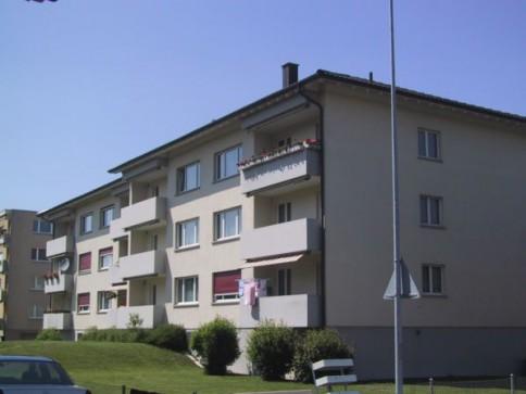 3.5-Zimmerwohnung mit Balkon im Hochparterrre