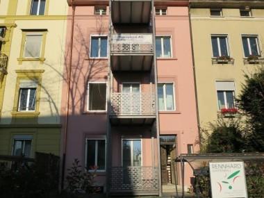 3-Zimmerwohnung vor den Toren der Altstadt